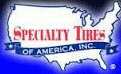 Specialty Tires of America Tires Logo