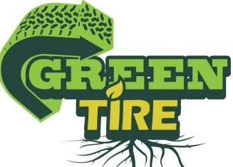 Green Tires Logo