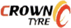 Crown Tyre Tires Logo